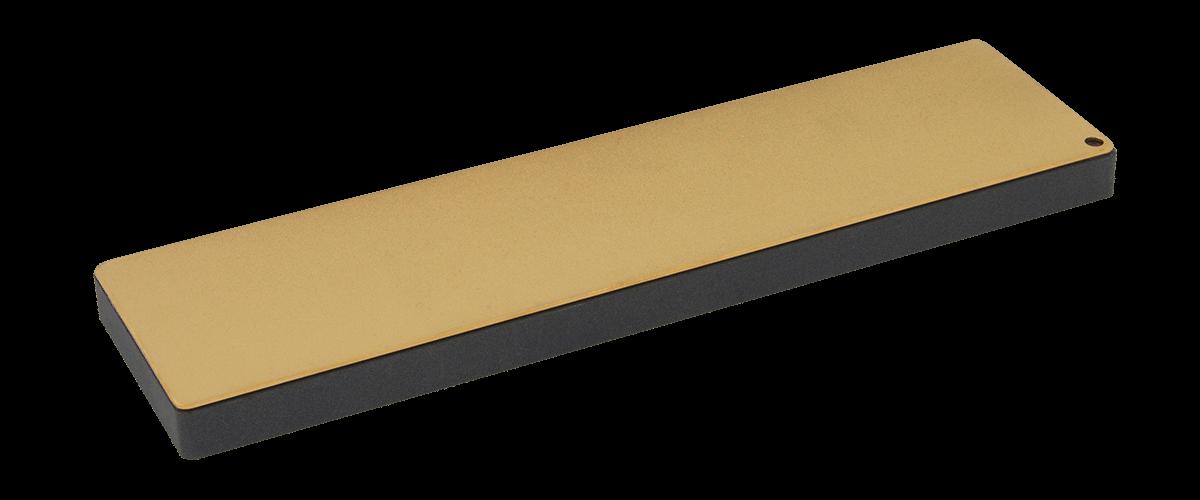 CERAMIC BENCH SIZE WHETSTONE 55 X 210 MM FALLKNIVEN SWEDEN DC521 DIAMOND