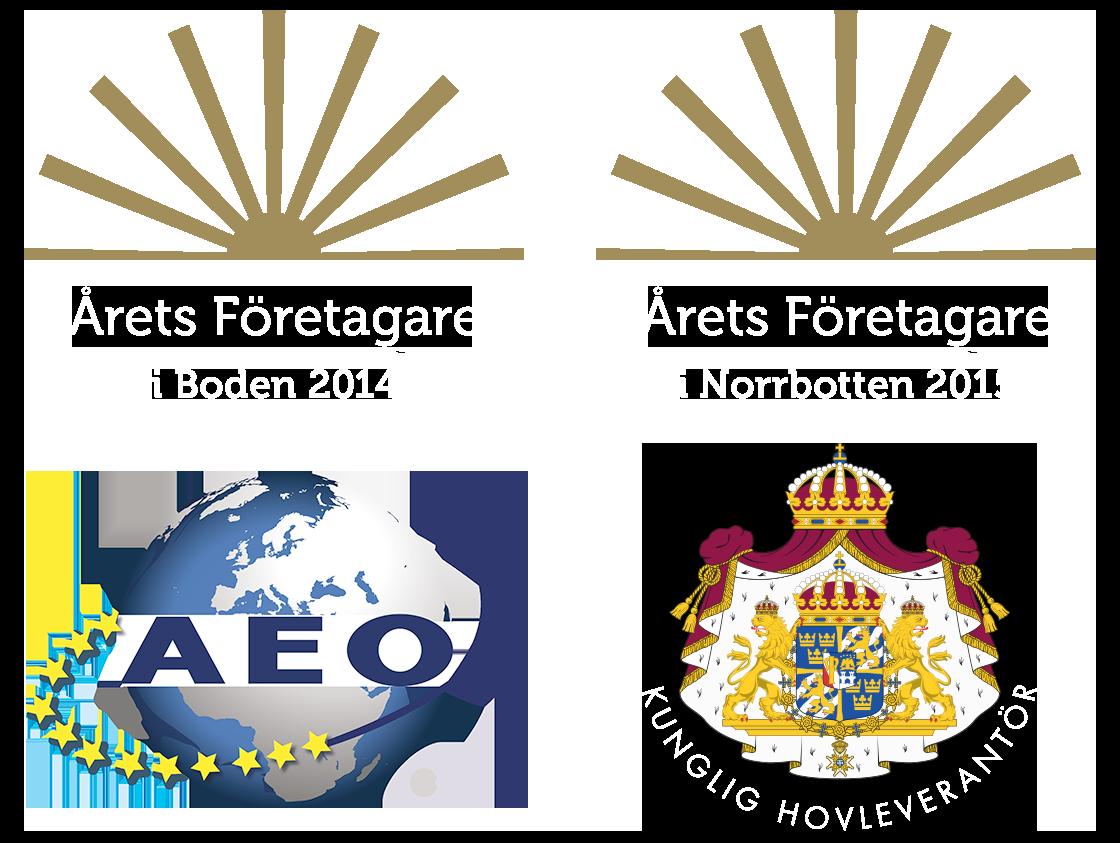 Årets Företagare i Norrbotten och Boden