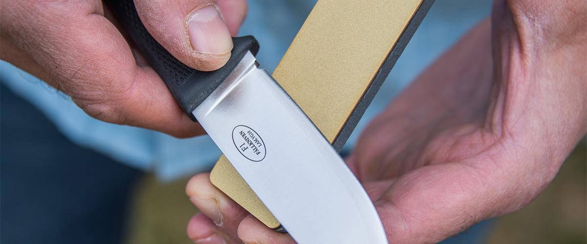 Knife Sharpening Fallkniven